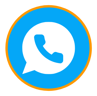 Phone logo representing contact page.