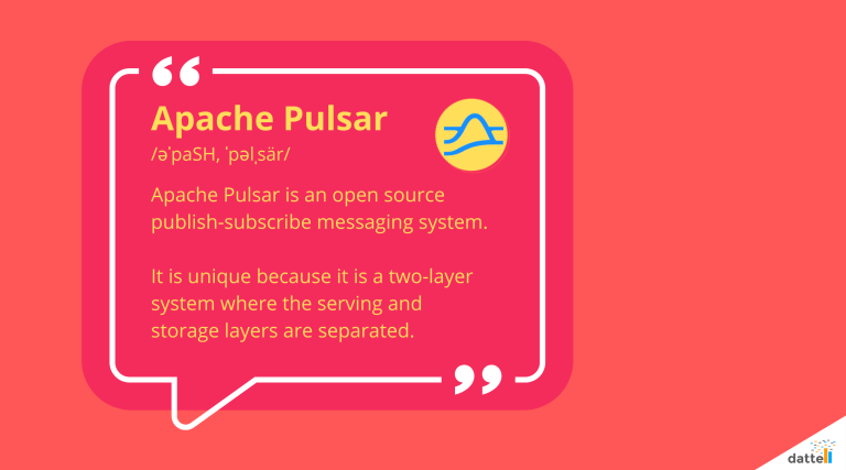 Apache Pulsar definition