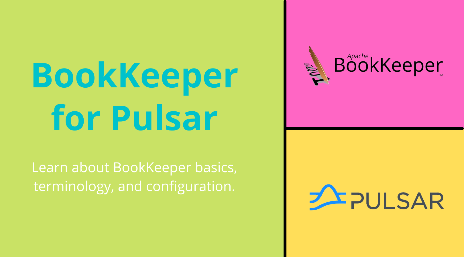 Apache BookKeeper for Pulsar