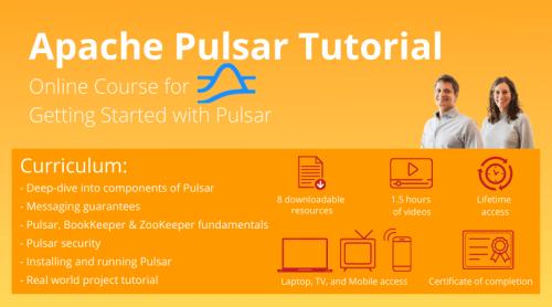 Apache Pulsar Tutorial Online Course