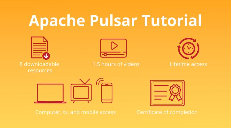 Apache Pulsar Tutorial includes